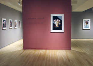 Evelyn H. Lauder: Beauties and other New Work