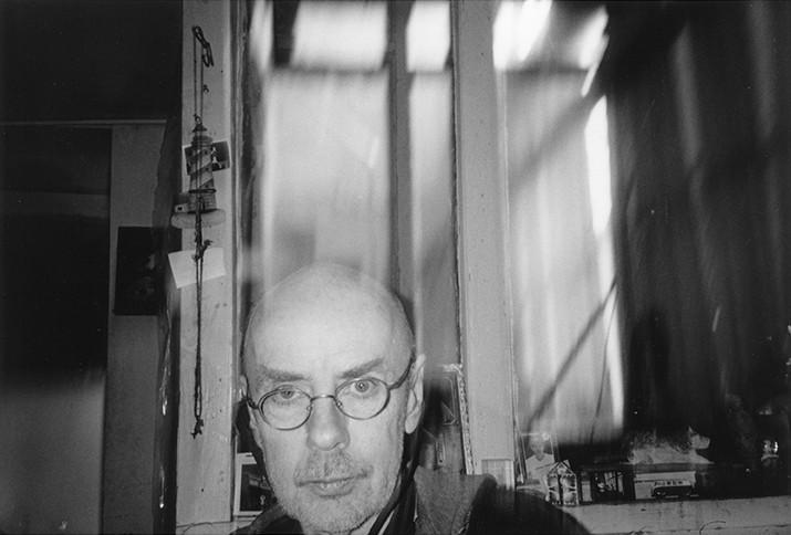 Robert Frank, Eugen Richard, NYC, n.d.