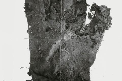 Irving Penn, Mud Glove, New York, 1975