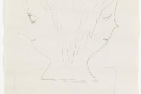 Yoshitomo Nara, Sketches for the Sculpture, 2011-12