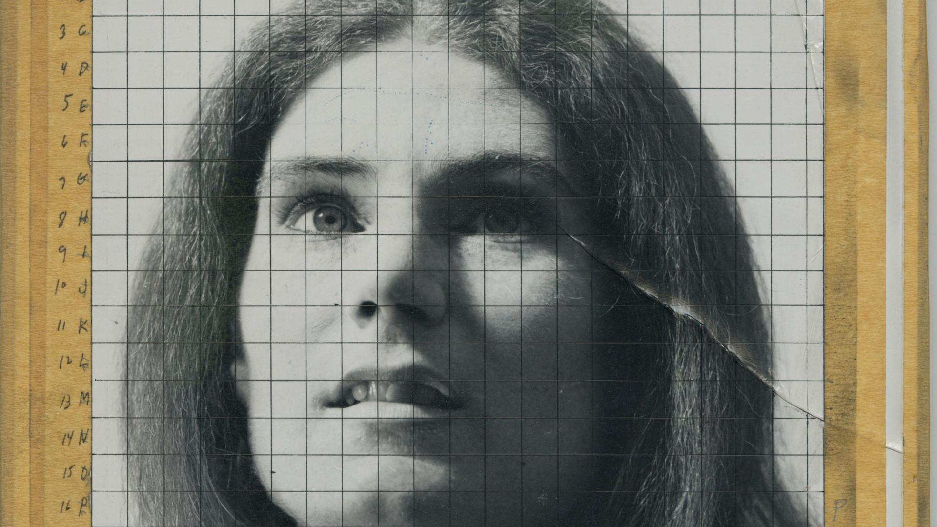 Chuck Close, Nancy, 1968