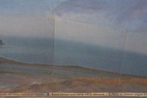 Robert Frank, Mailbox, Mabou, Winter, 1976-77