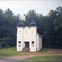 William Christenberry, Church, Sprott, Alabama, 1981