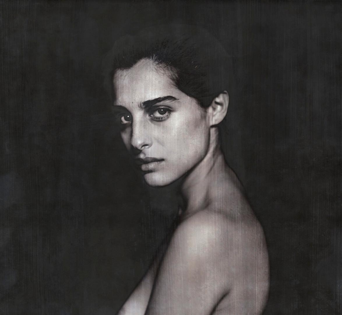 Paolo Roversi, Amira, Paris, 1990