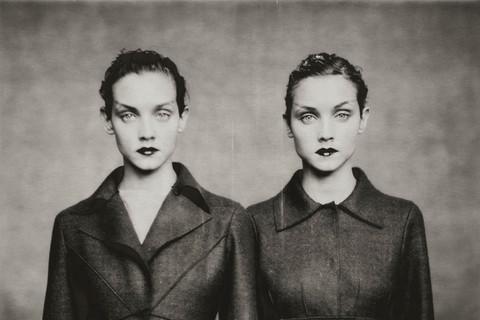 Paolo Roversi, Lida and Alexandra, Paris, 1998