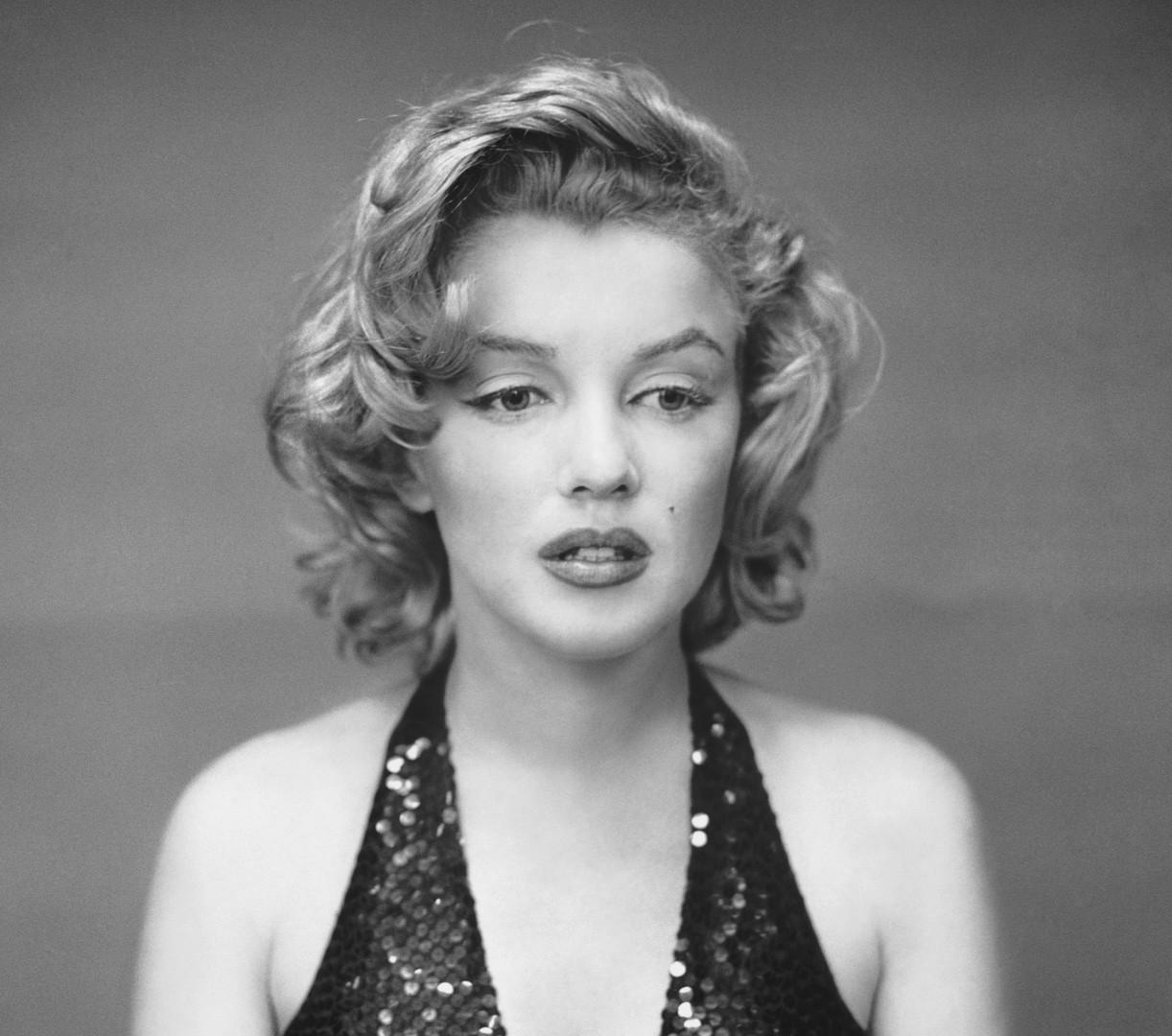 Richard Avedon, Marilyn Monroe, actress, New York City, May 6, 1957
