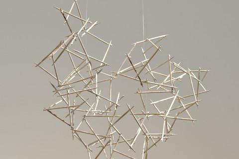 Kiki Smith, In the light, 2009