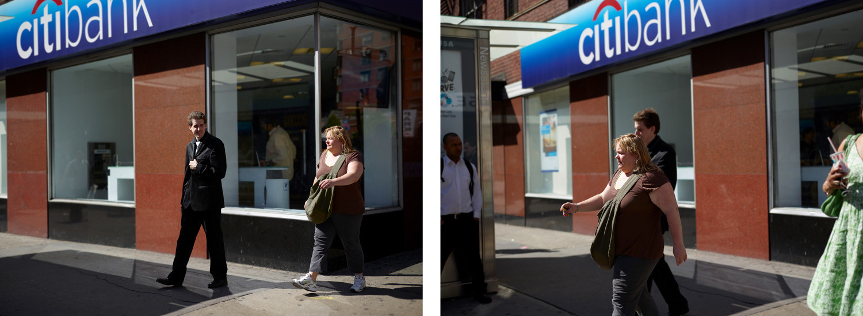 Paul Graham, 23rd Street, 2nd June 2011, 4.25.14 pm