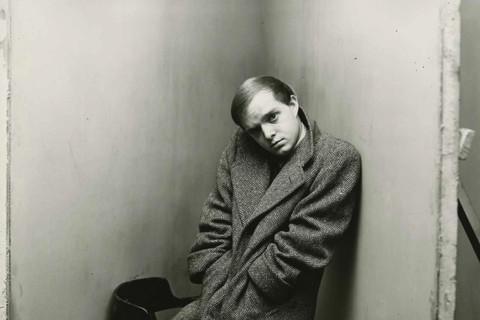 Irving Penn, Truman Capote (1 of 4), New York, 1948