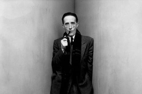 Irving Penn, Marcel Duchamp (1 of 2), New York, 1948