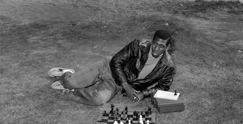 Tod Papageorge, Central Park, New York, 1978