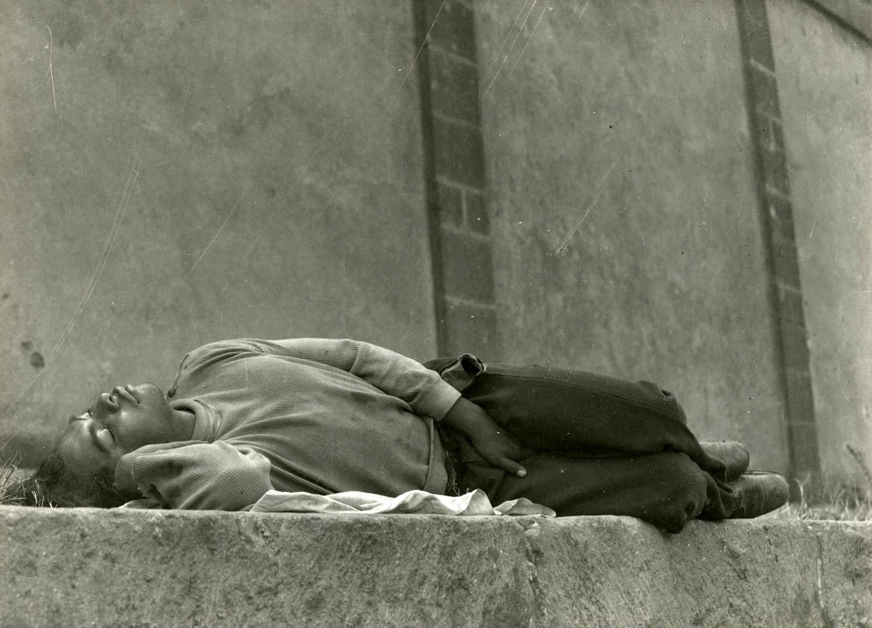 Manuel Alvarez Bravo, El Sonador, 1931