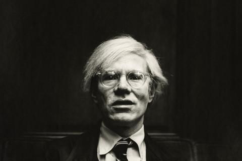 Peter Hujar, Andy Warhol (III), 1975