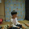 Paul Graham, Television Portrait, Ryo, Tokyo, 1994