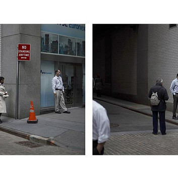 Paul Graham, Vesey Street, 25th May 2010, 5.51.05 pm