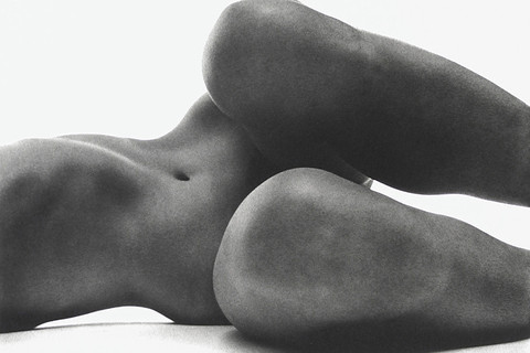 Irving Penn, Nude No. 58, New York, 1949-1950