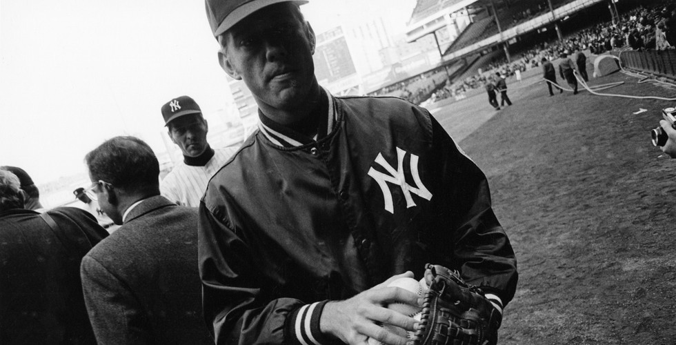 Tod Papageorge, Opening Day (Boston vs. New York), Yankee Stadium, New York, April 7, 1970
