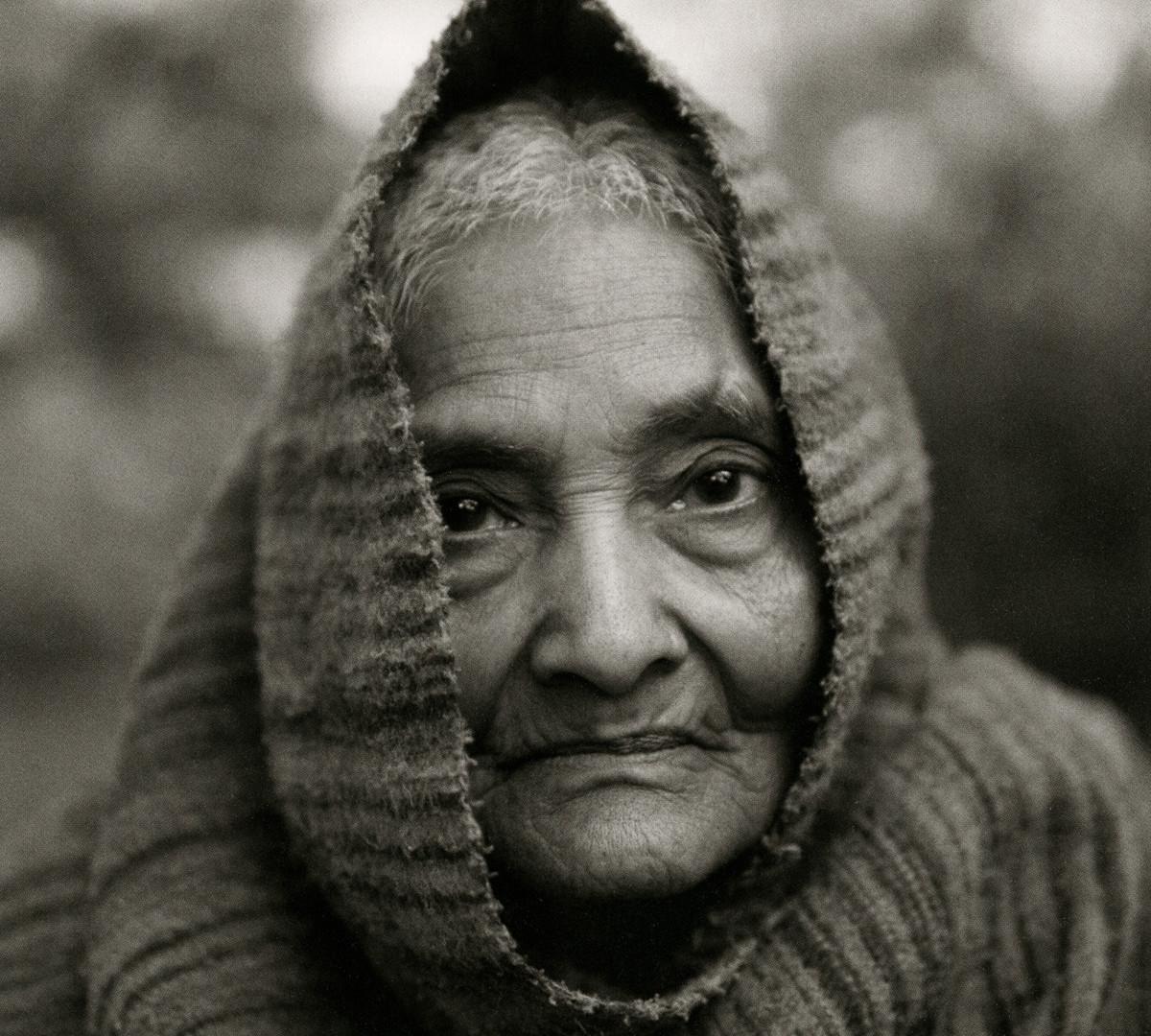 Fazal Sheikh, Shaila Wala ('From the mountain'), Vrindavan, India, 2004