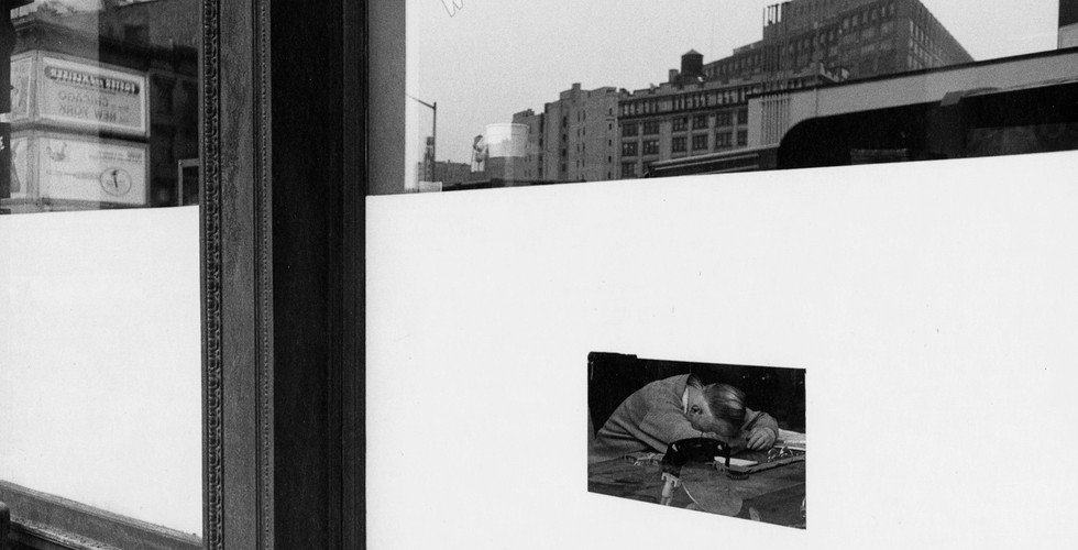 Lee Friedlander, New York City, 1964