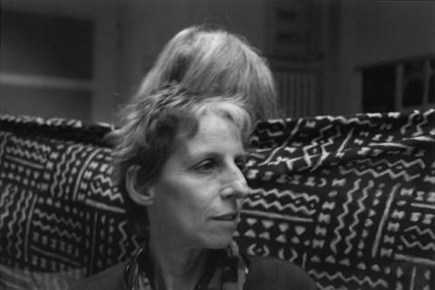 Robert Frank, Elisabeth Müller, n.d.