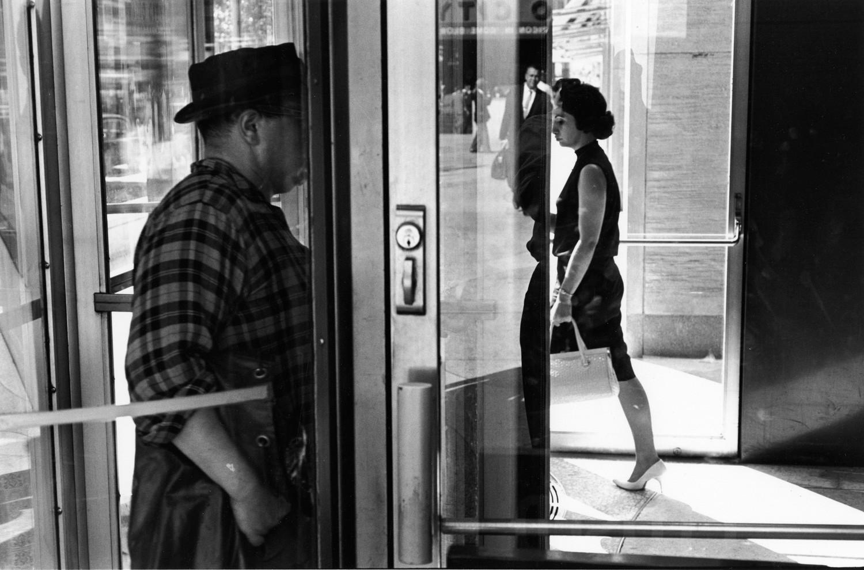Lee Friedlander, New York City, 1963