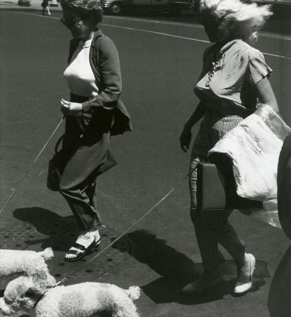 Garry Winogrand, New York, c. 1970