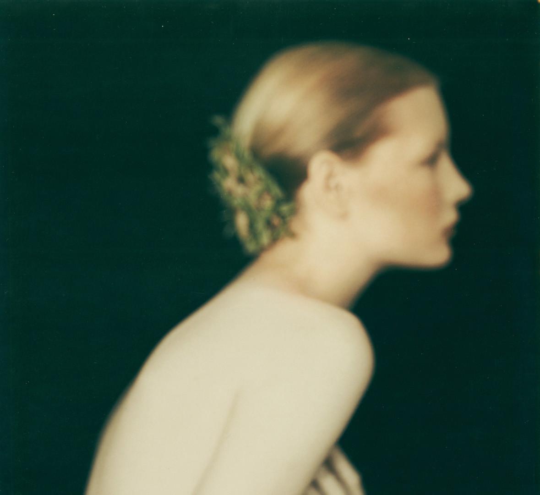 Paolo Roversi, Kirsten as Juliet, London, Studio 17, Brook Street, 1988