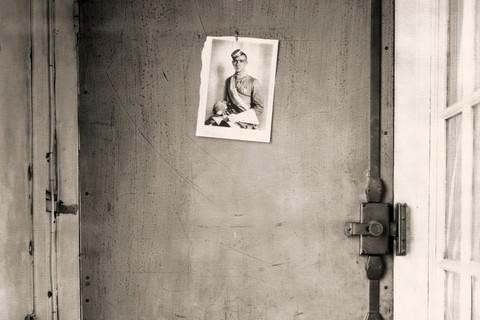Paolo Roversi, Door, Paris, 2006