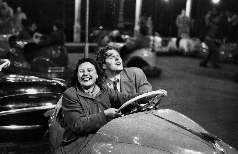 Robert Frank, Paris, 1951