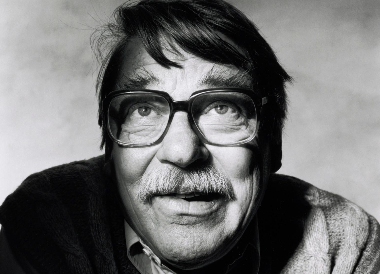 Irving Penn, Richard Diebenkorn, New York, 1984