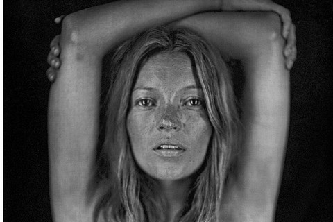Chuck Close, Untitled (Kate), 2008