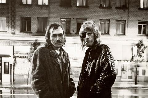 Richard Misrach, Dennis & Rusty, 1974