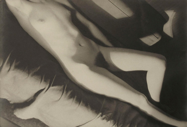 László Moholy-Nagy, Nude Study, 1932