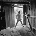 Emmet Gowin, Edith, Danville, Virginia, 1971