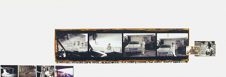 Jim Goldberg, Me from Version I, 1974-2004