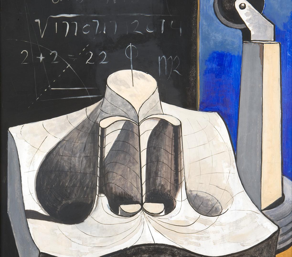 Man Ray (American, 1890-1976), Shakespearean Equations: Julius Caesar, 1948