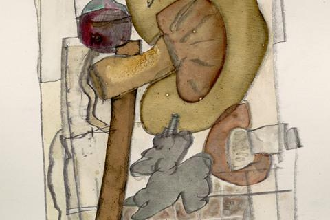 Irving Penn, Spirit of the Decanter,