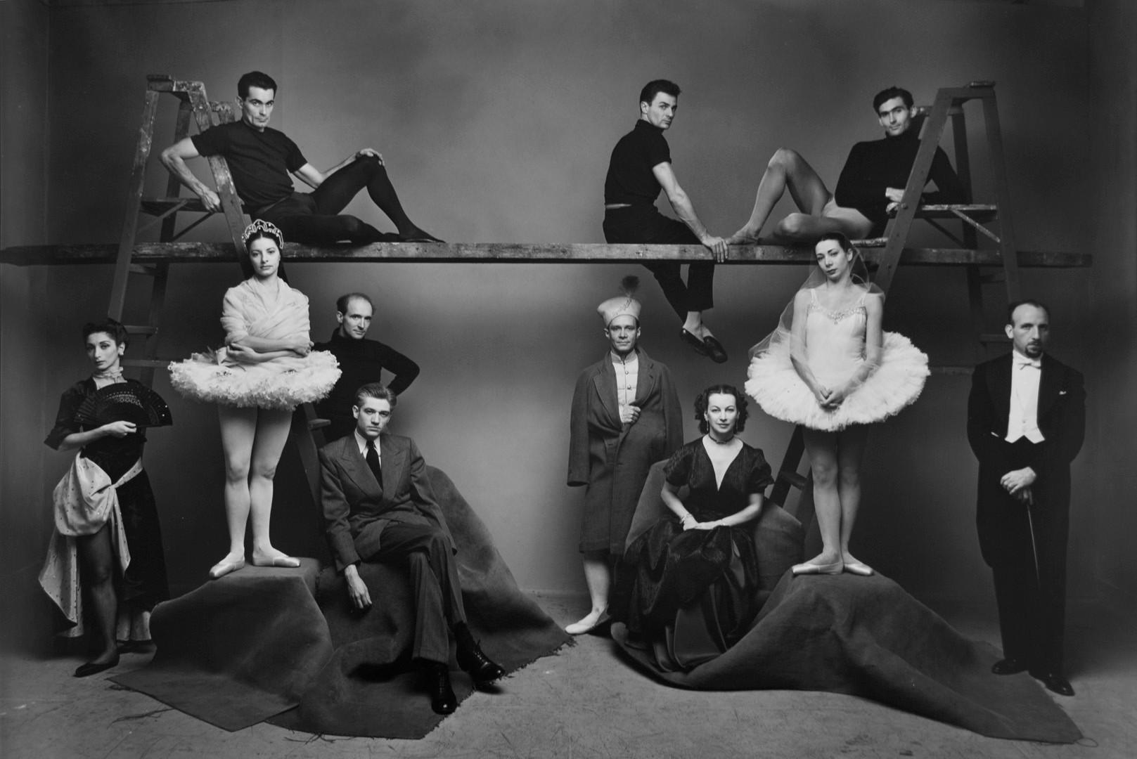 Irving Penn, Ballet Theatre, New York, 1947