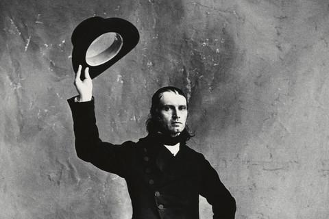 Irving Penn, Le Fou - Armand Fèvre (A), Paris, 1950