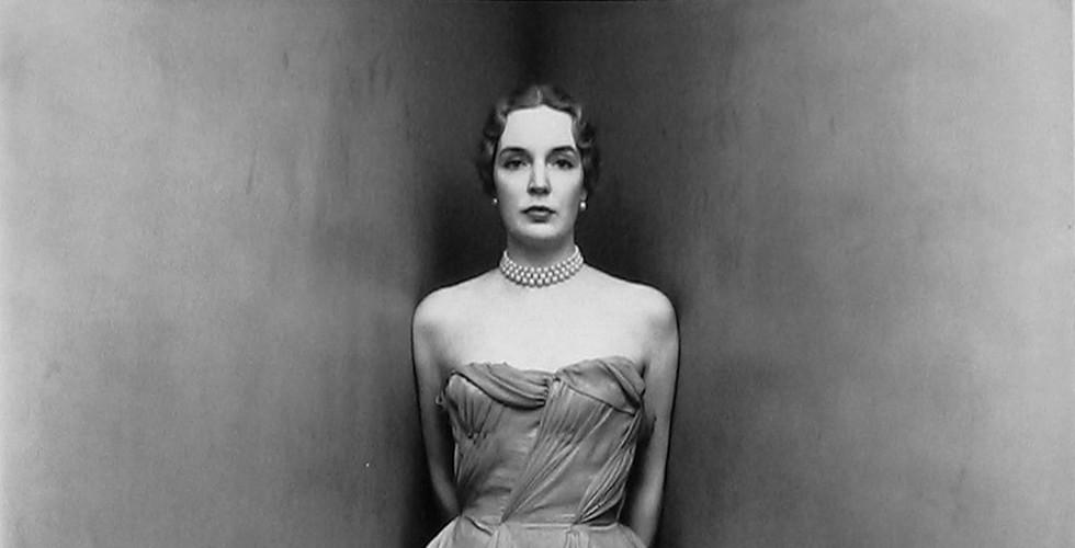 Irving Penn, Mrs. William Rhinelander Stewart, New York, 1948