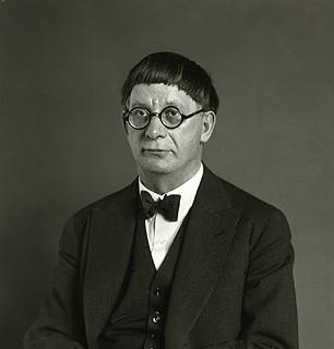 August Sander, The Architect, 1929