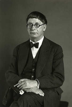 August Sander, The Architect, 1929