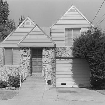 Henry Wessel, Richmond, California, 1989