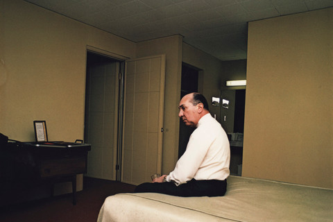 William Eggleston, Huntsville, Alabama, c. 1969-70