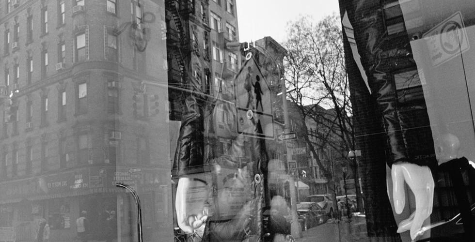 Lee Friedlander, New York City, 2011