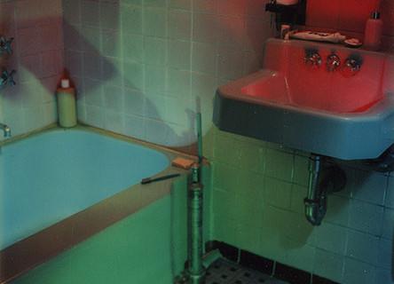 Lucas Samaras, Photo-Transformation, 12/15/75