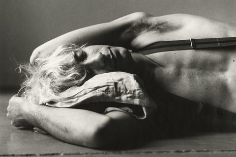 Peter Hujar, Dean Savard Reclining, 1984