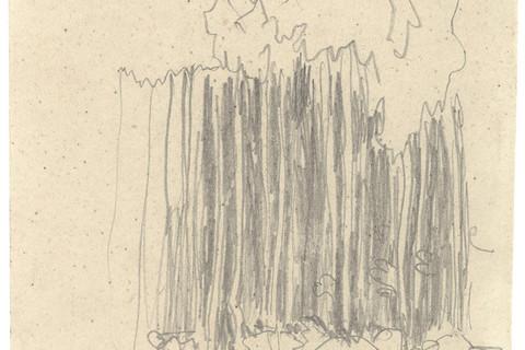 Pierre Bonnard, Groupe de Pins, c. 1938