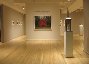 William Christenberry: Trips and Recent Sculpture
