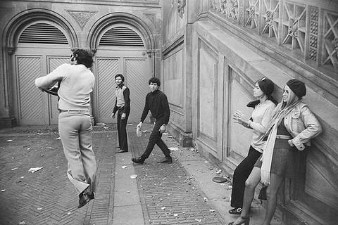 Garry Winogrand, Central Park, New York, c. 1970
